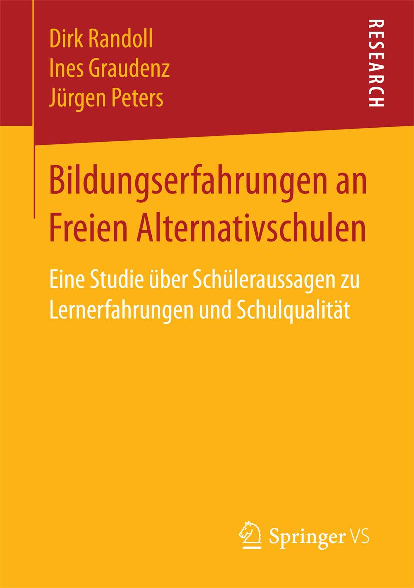 Graudenz, Ines - Bildungserfahrungen an Freien Alternativschulen, ebook