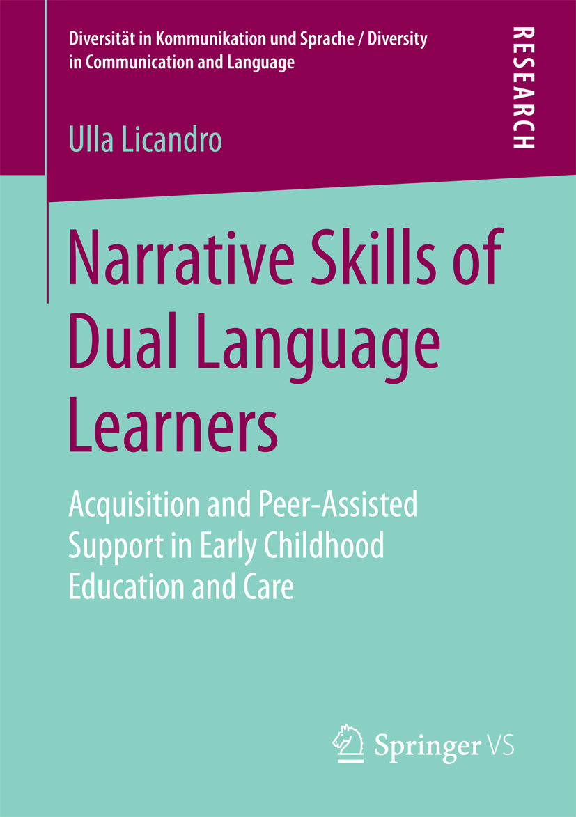 Licandro, Ulla - Narrative Skills of Dual Language Learners, ebook