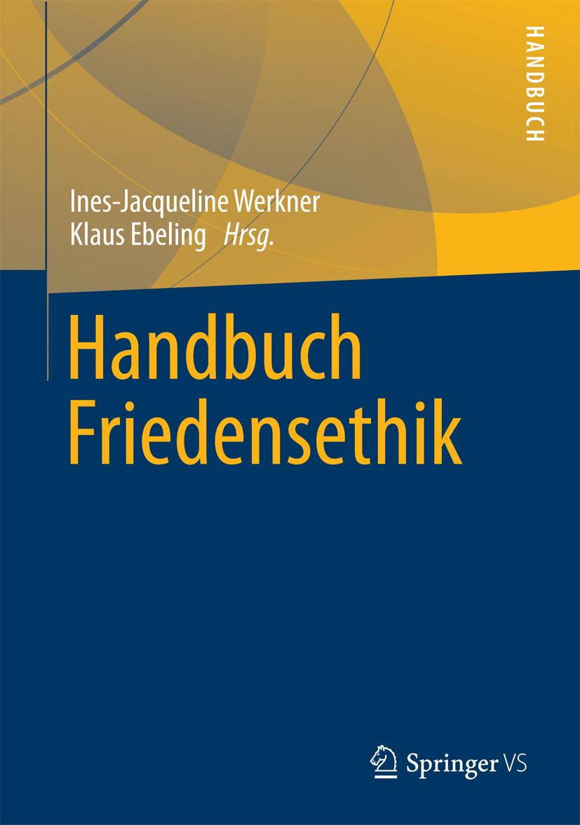 Ebeling, Klaus - Handbuch Friedensethik, ebook
