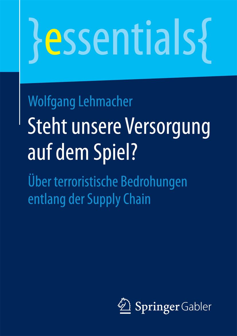 Lehmacher, Wolfgang - Steht unsere Versorgung auf dem Spiel?, ebook