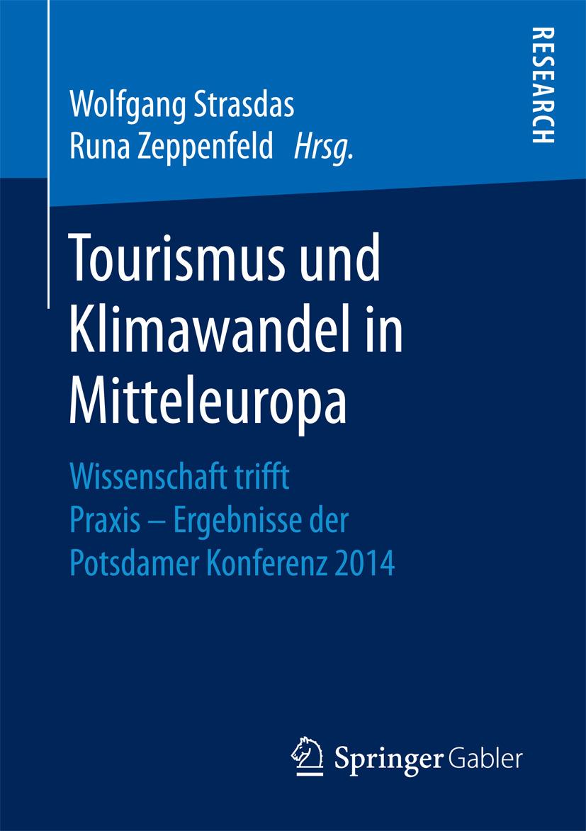 Strasdas, Wolfgang - Tourismus und Klimawandel in Mitteleuropa, ebook