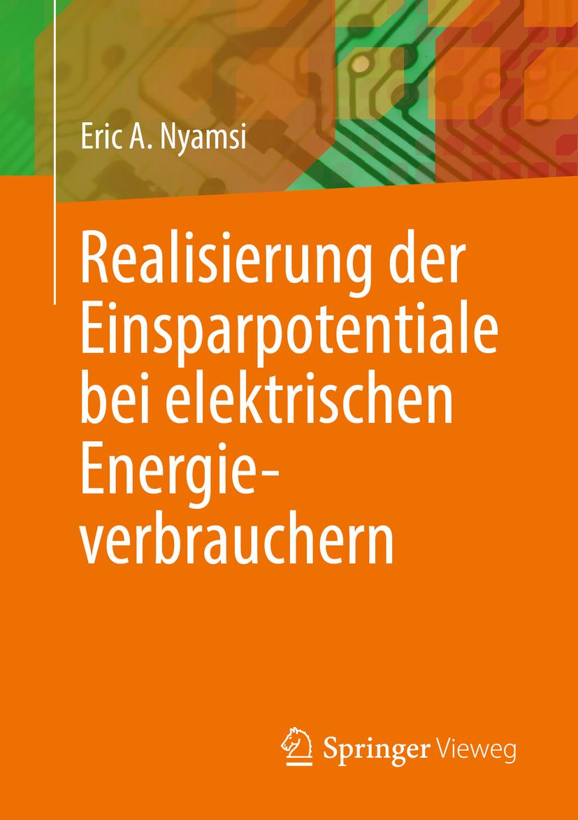Nyamsi, Eric A. - Realisierung der Einsparpotentiale bei elektrischen Energieverbrauchern, e-bok