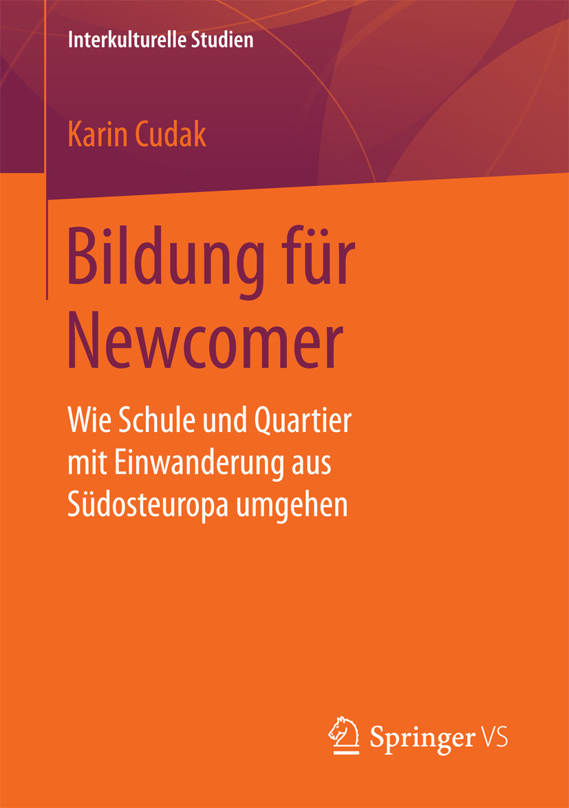 Cudak, Karin - Bildung für Newcomer, ebook