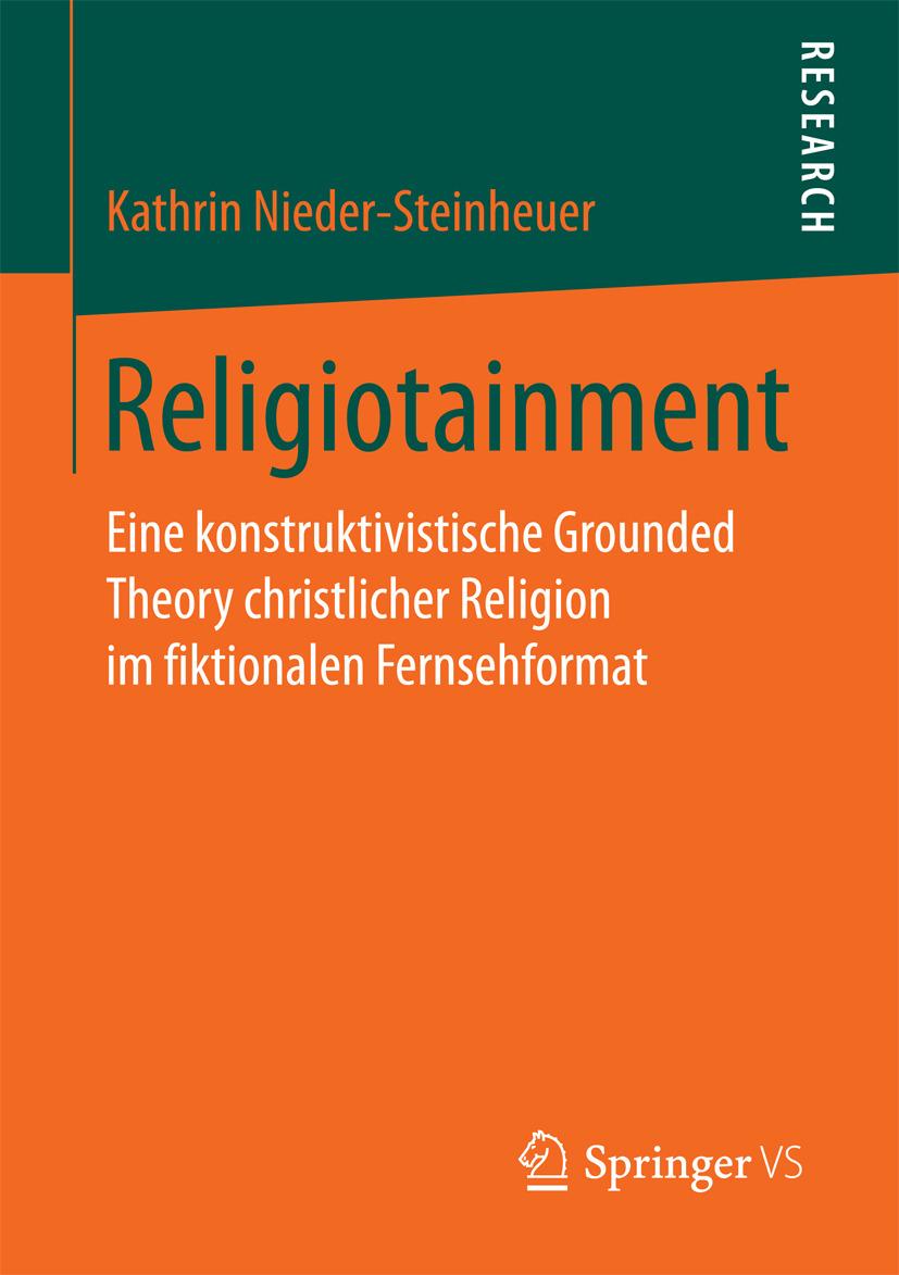 Nieder-Steinheuer, Kathrin - Religiotainment, ebook