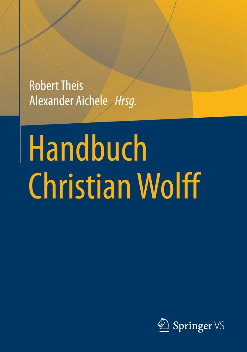 Aichele, Alexander - Handbuch Christian Wolff, ebook