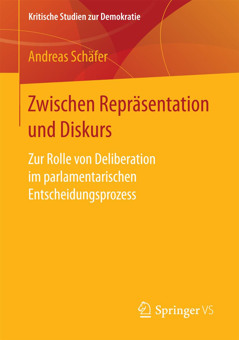 Schäfer, Andreas - Zwischen Repräsentation und Diskurs, ebook
