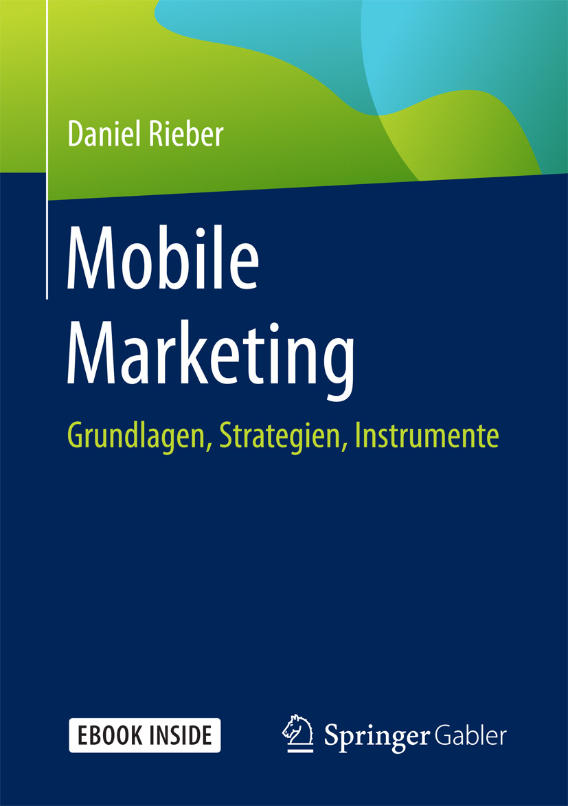Rieber, Daniel - Mobile Marketing, ebook
