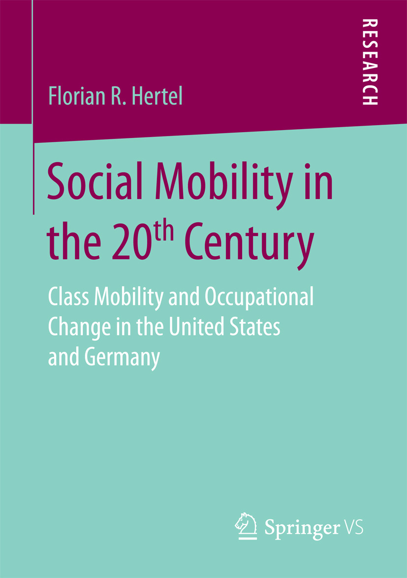 Hertel, Florian R. - Social Mobility in the 20th Century, ebook