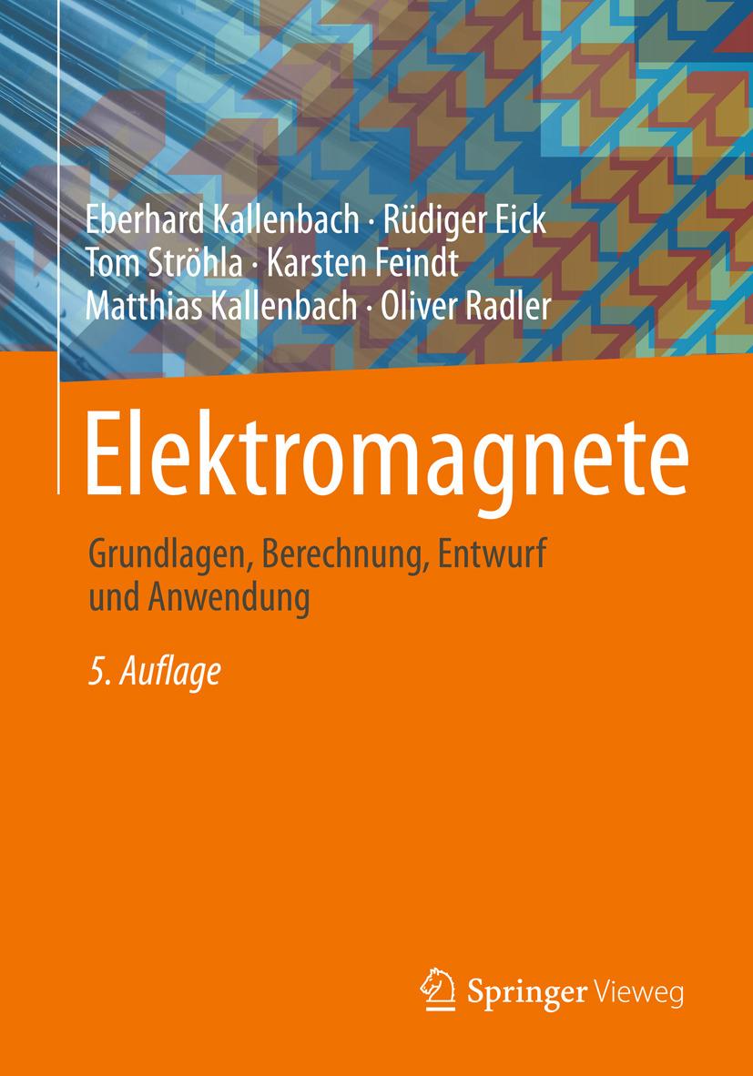 Eick, Rüdiger - Elektromagnete, ebook