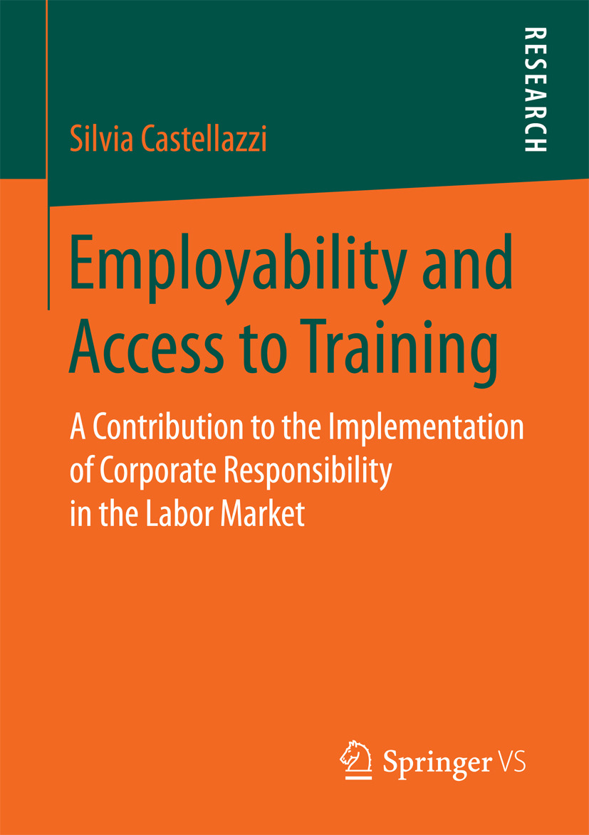 Castellazzi, Silvia - Employability and Access to Training, ebook