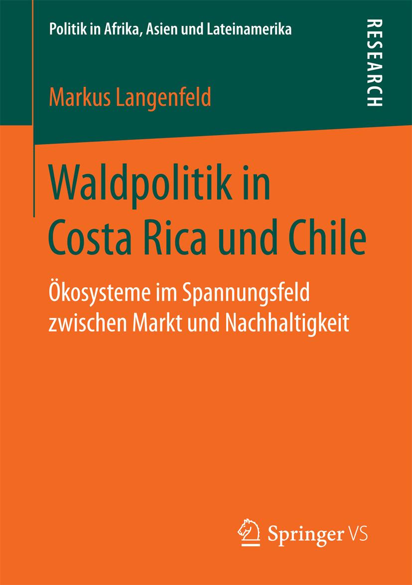 Langenfeld, Markus - Waldpolitik in Costa Rica und Chile, ebook
