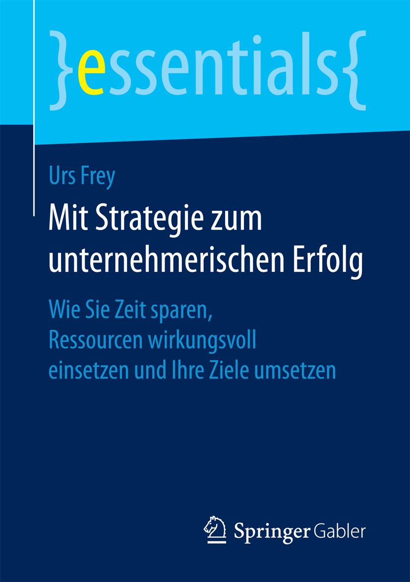 Frey, Urs - Mit Strategie zum unternehmerischen Erfolg, ebook