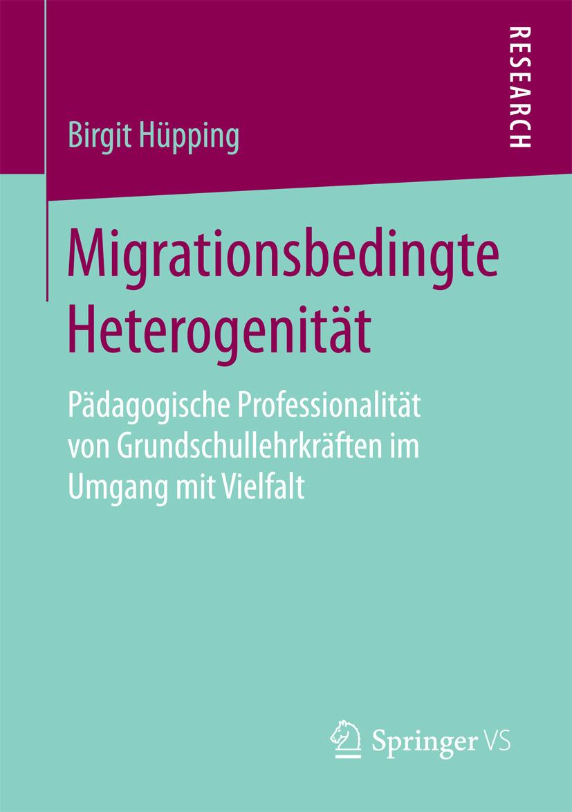 Hüpping, Birgit - Migrationsbedingte Heterogenität, ebook