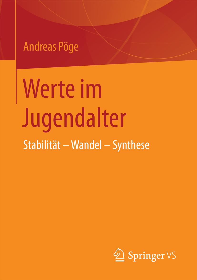Pöge, Andreas - Werte im Jugendalter, ebook