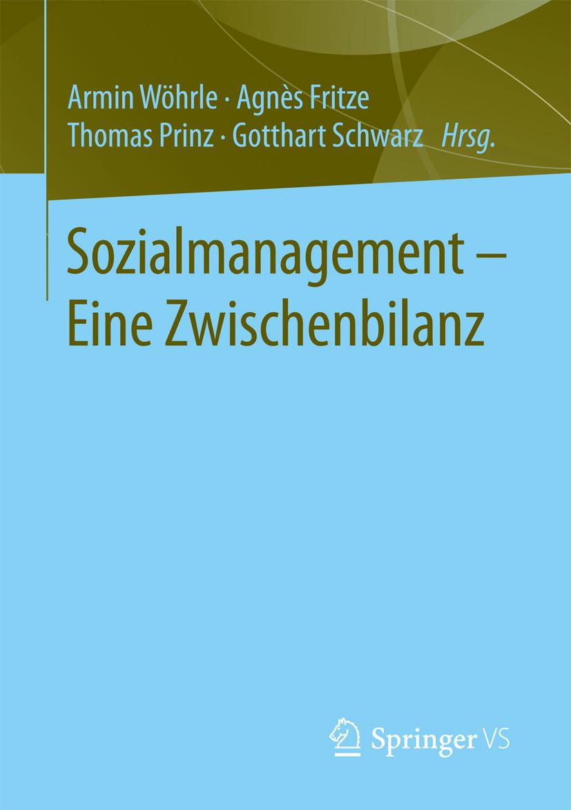 Fritze, Agnès - Sozialmanagement – Eine Zwischenbilanz, ebook