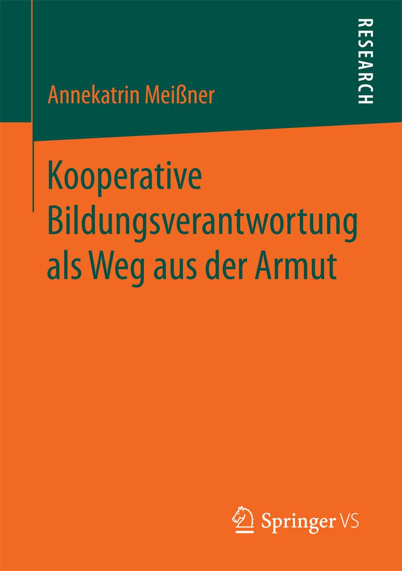 Meißner, Annekatrin - Kooperative Bildungsverantwortung als Weg aus der Armut, ebook