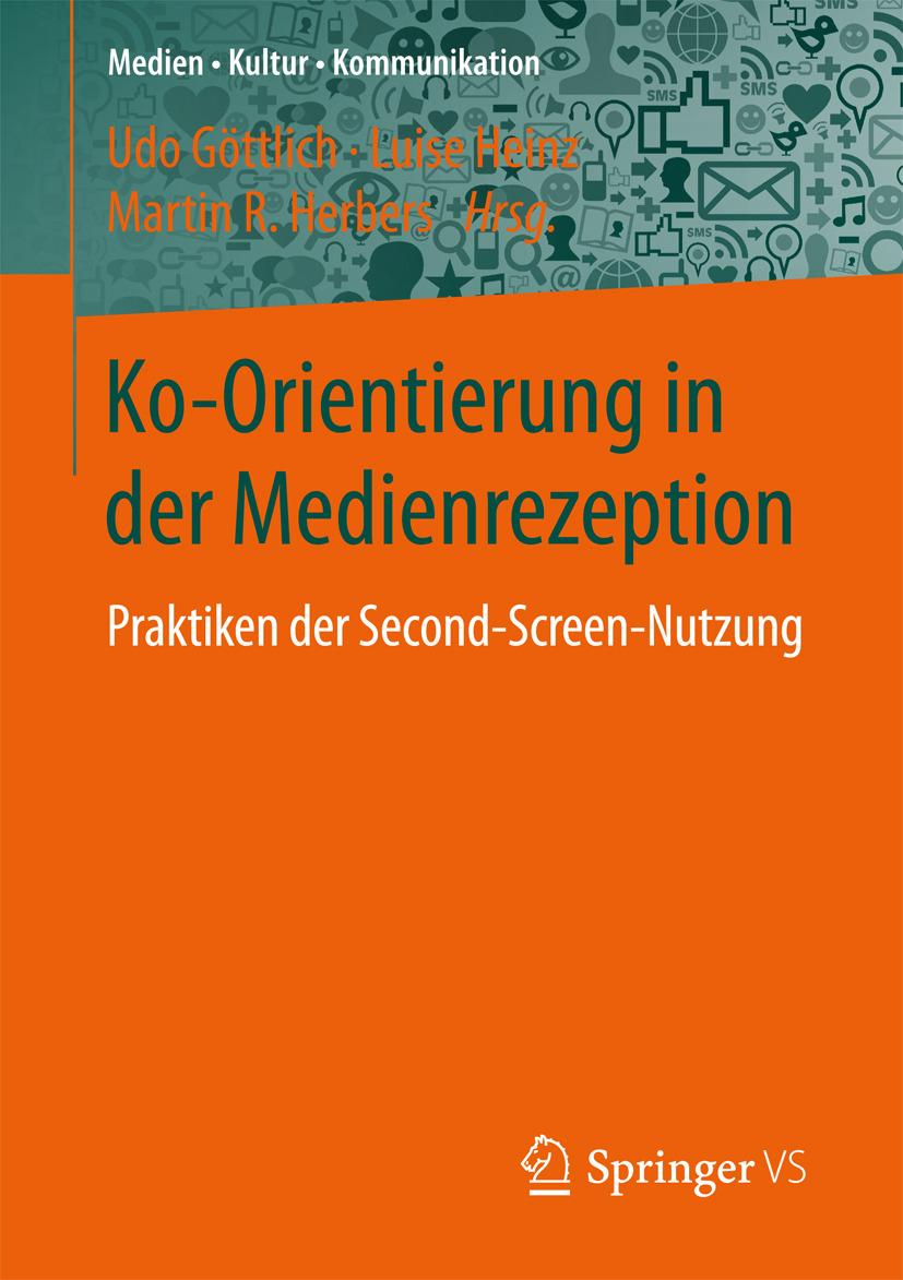 Göttlich, Udo - Ko-Orientierung in der Medienrezeption, ebook