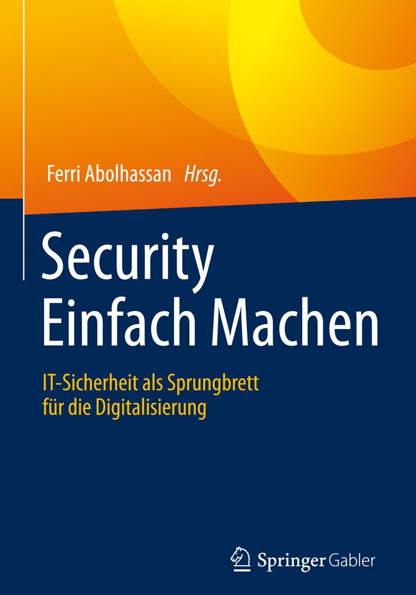 Abolhassan, Ferri - Security Einfach Machen, ebook