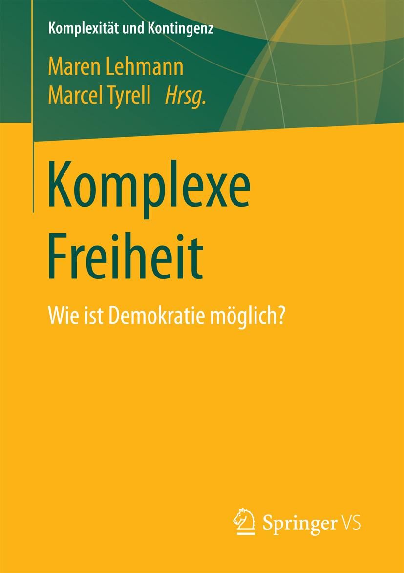 Lehmann, Maren - Komplexe Freiheit, ebook