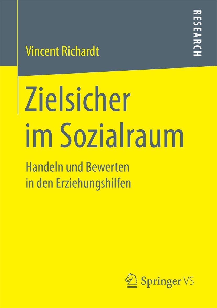 Richardt, Vincent - Zielsicher im Sozialraum, ebook
