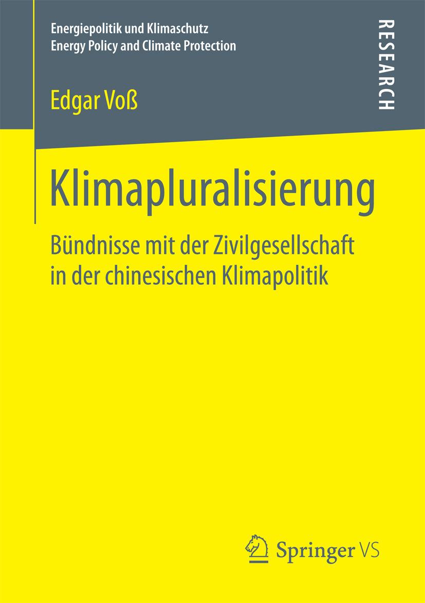 Voß, Edgar - Klimapluralisierung, ebook