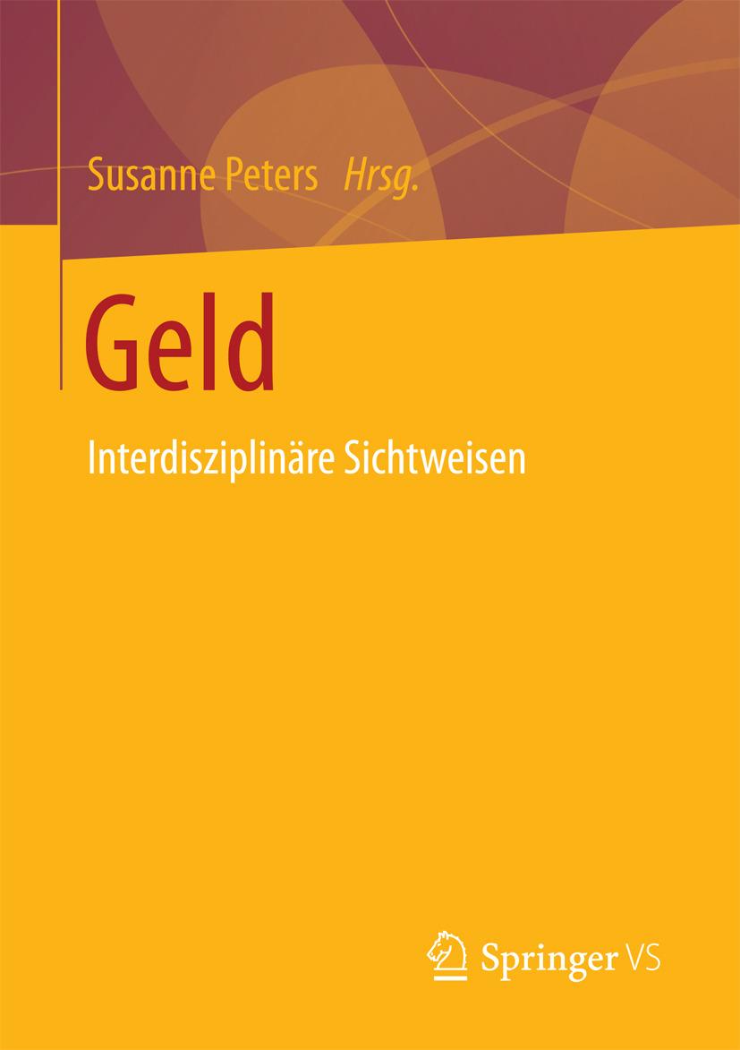 Peters, Susanne - Geld, ebook