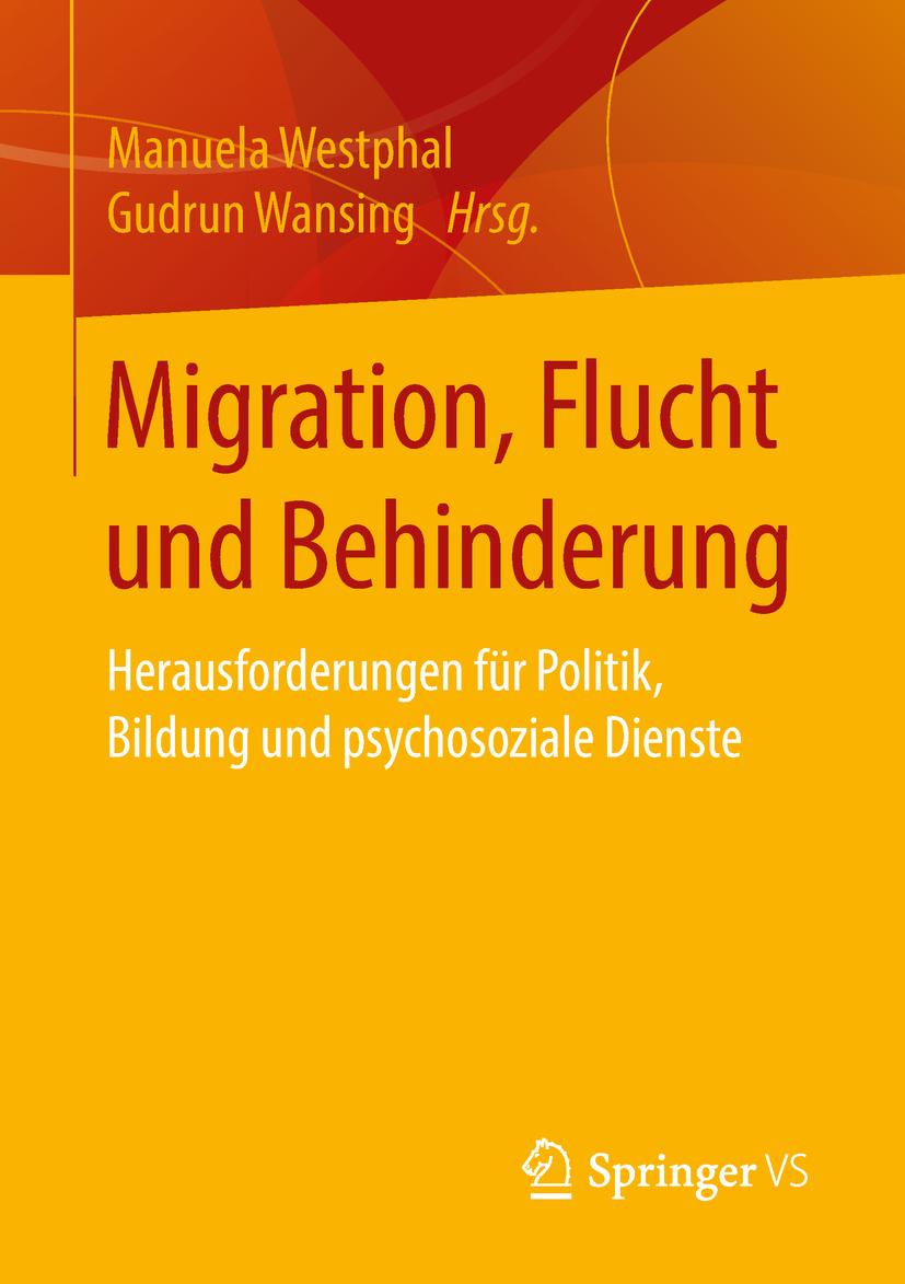 Wansing, Gudrun - Migration, Flucht und Behinderung, ebook
