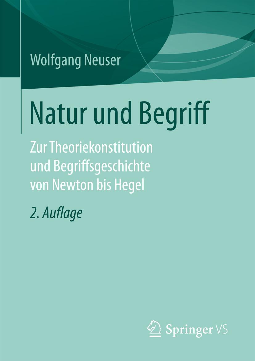 Neuser, Wolfgang - Natur und Begriff, ebook