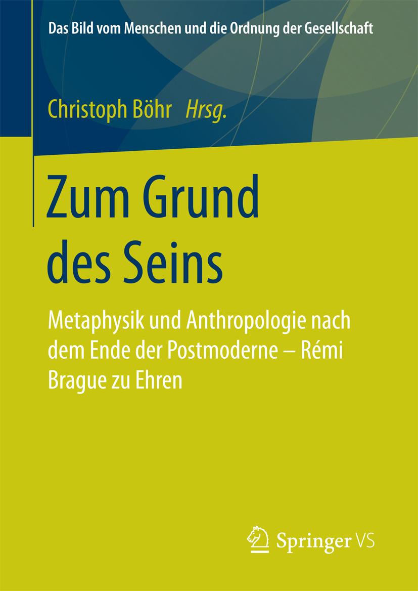 Böhr, Christoph - Zum Grund des Seins, ebook