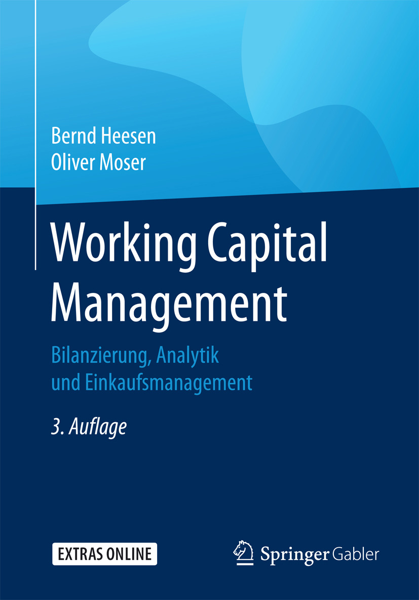 Heesen, Bernd - Working Capital Management, e-bok