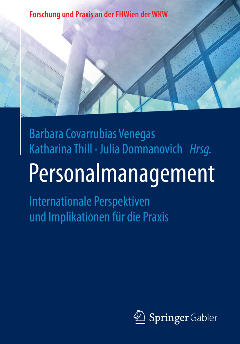 Domnanovich, Julia - Personalmanagement, ebook
