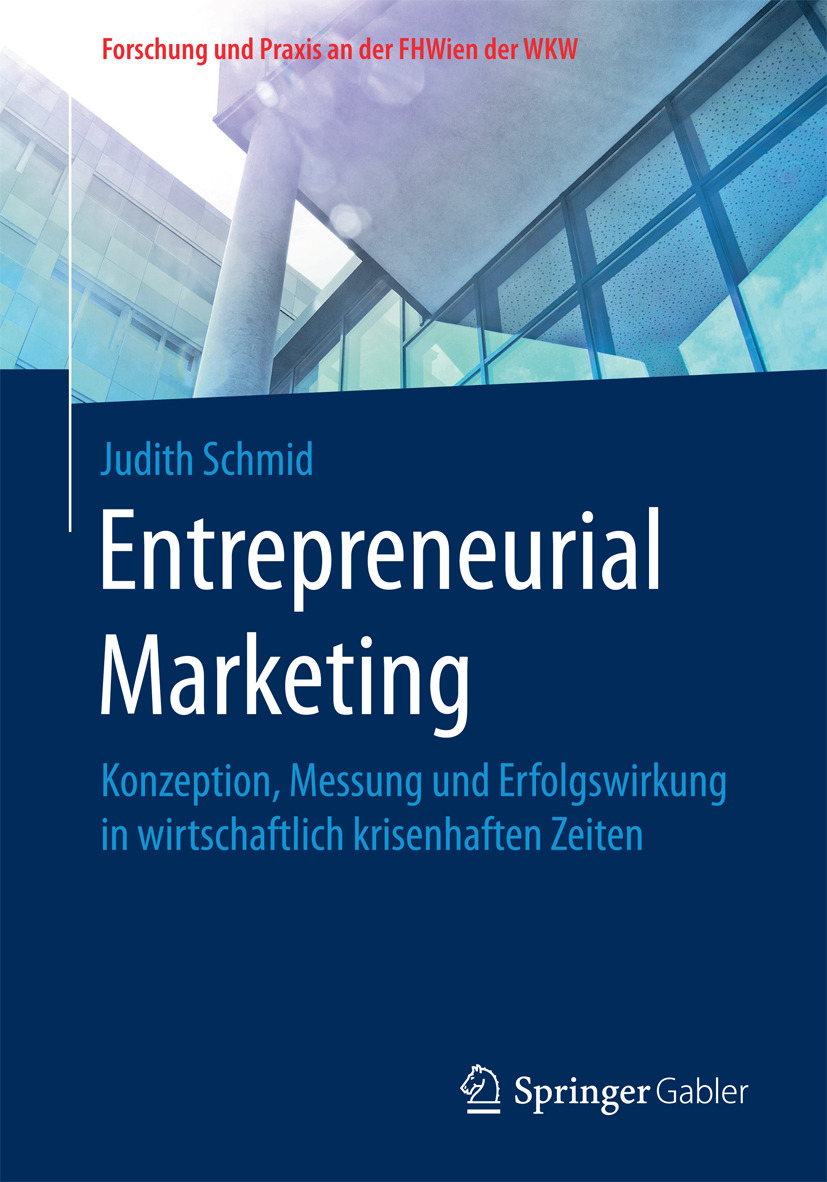 Schmid, Judith - Entrepreneurial Marketing, ebook