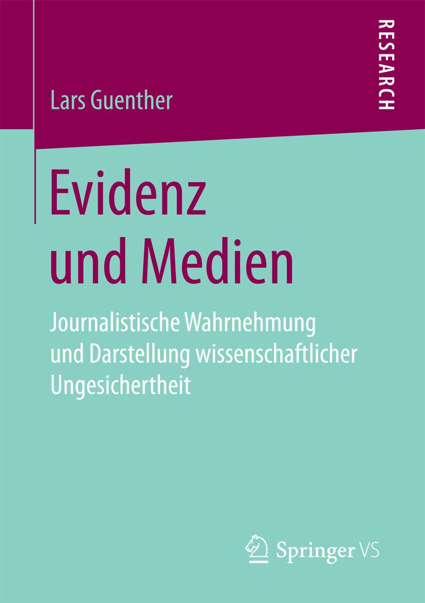 Guenther, Lars - Evidenz und Medien, ebook