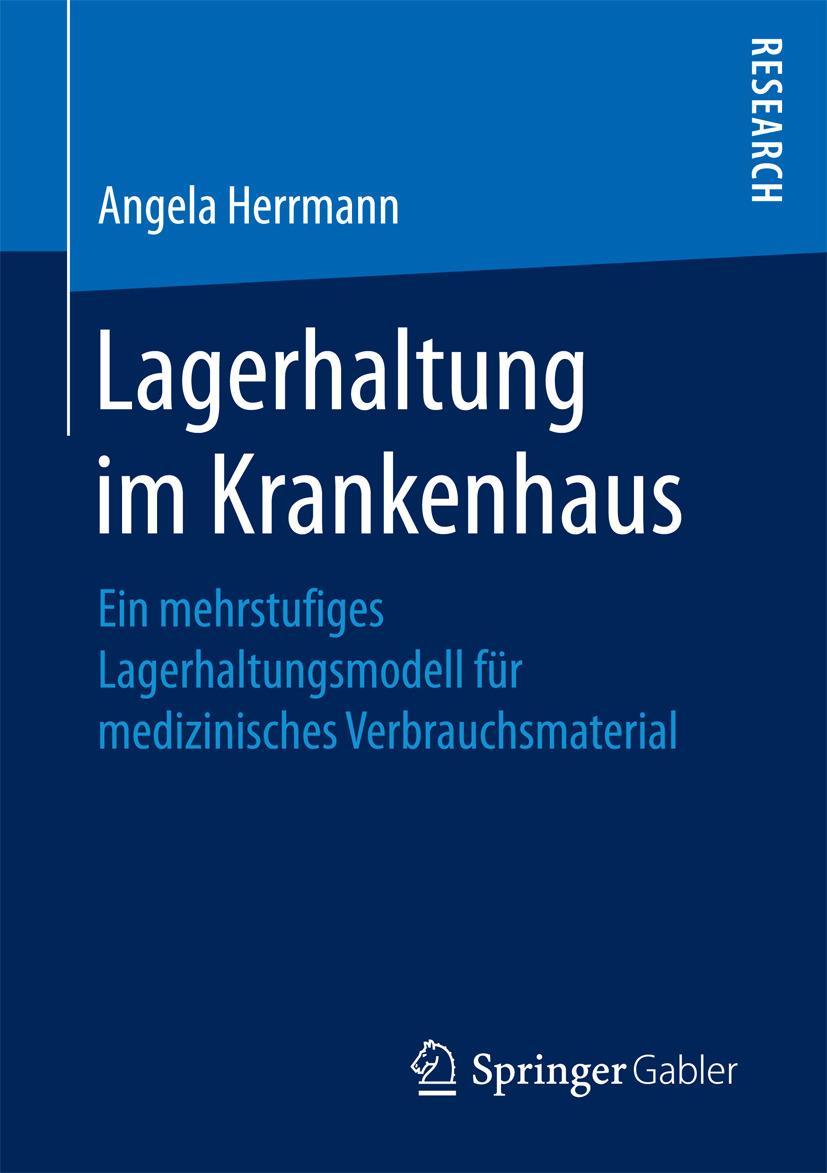 Herrmann, Angela - Lagerhaltung im Krankenhaus, ebook