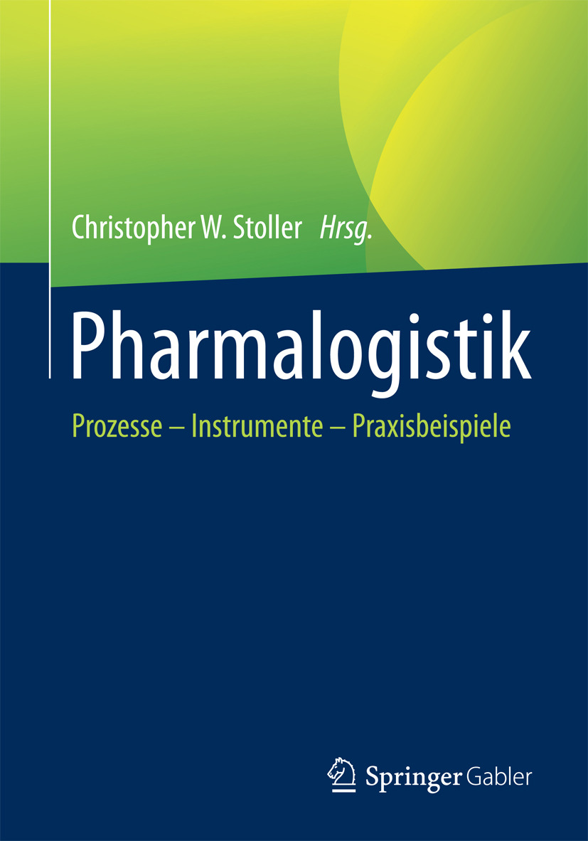 Stoller, Christopher W. - Pharmalogistik, ebook