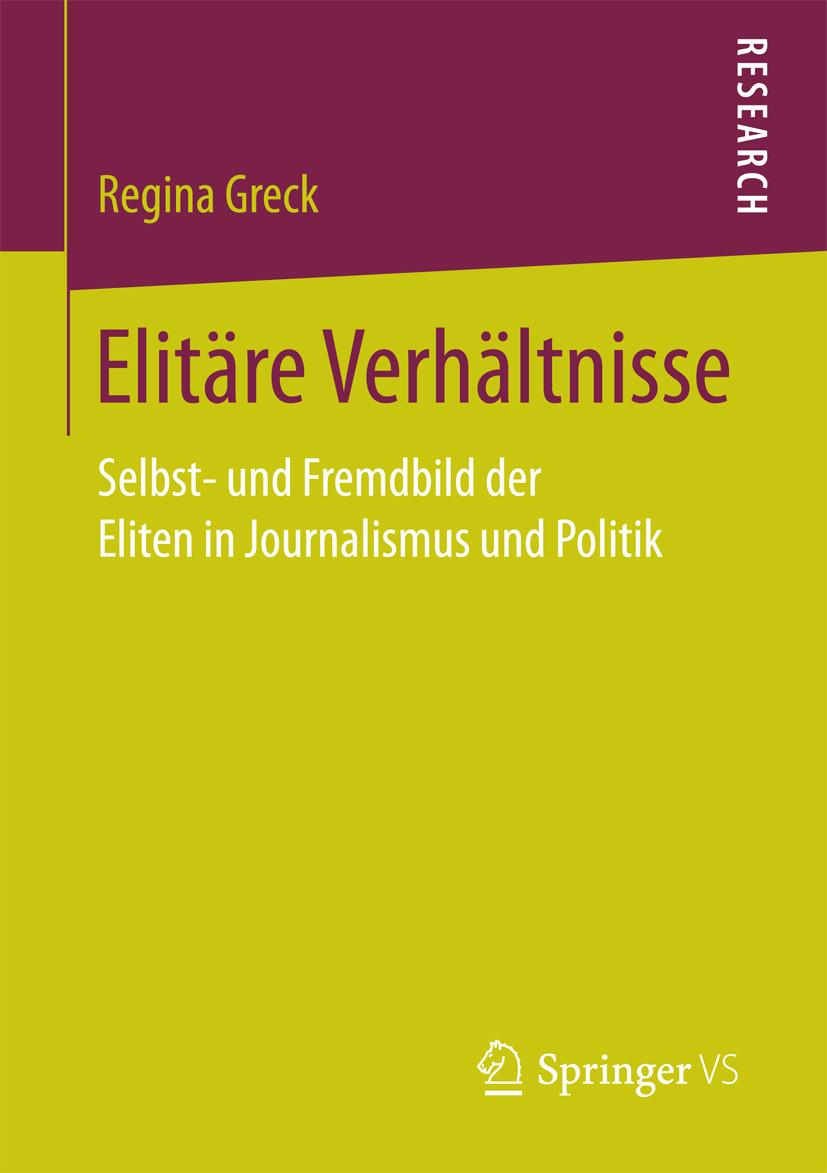 Greck, Regina - Elitäre Verhältnisse, ebook