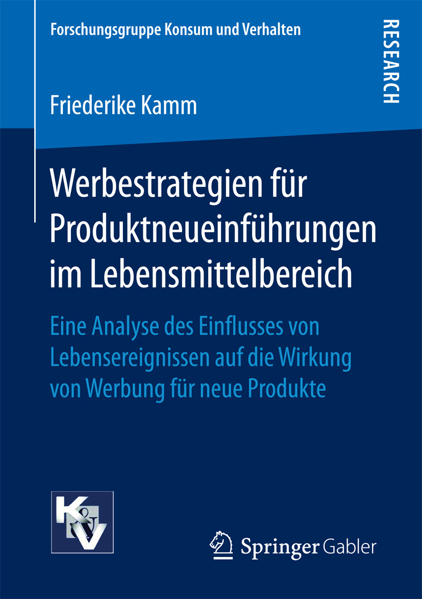 Kamm, Friederike - Werbestrategien für Produktneueinführungen im Lebensmittelbereich, ebook