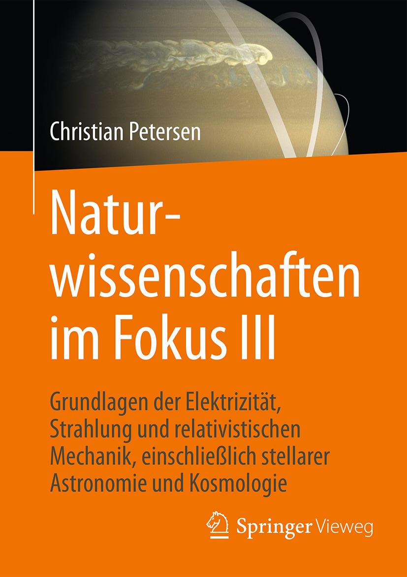 Petersen, Christian - Naturwissenschaften im Fokus III, ebook