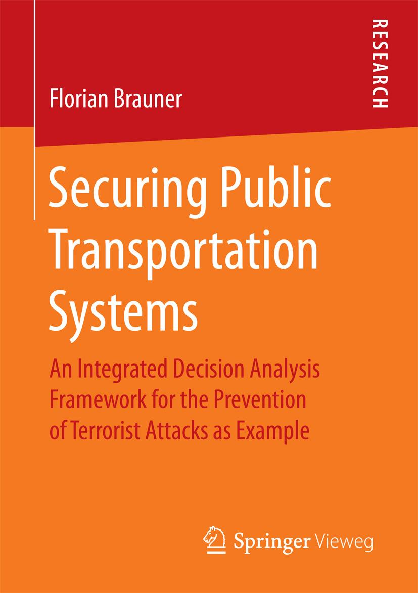 Brauner, Florian - Securing Public Transportation Systems, ebook