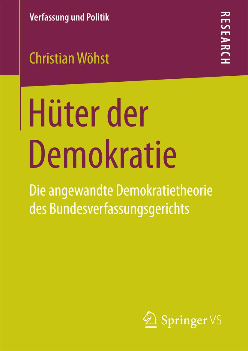 Wöhst, Christian - Hüter der Demokratie, ebook