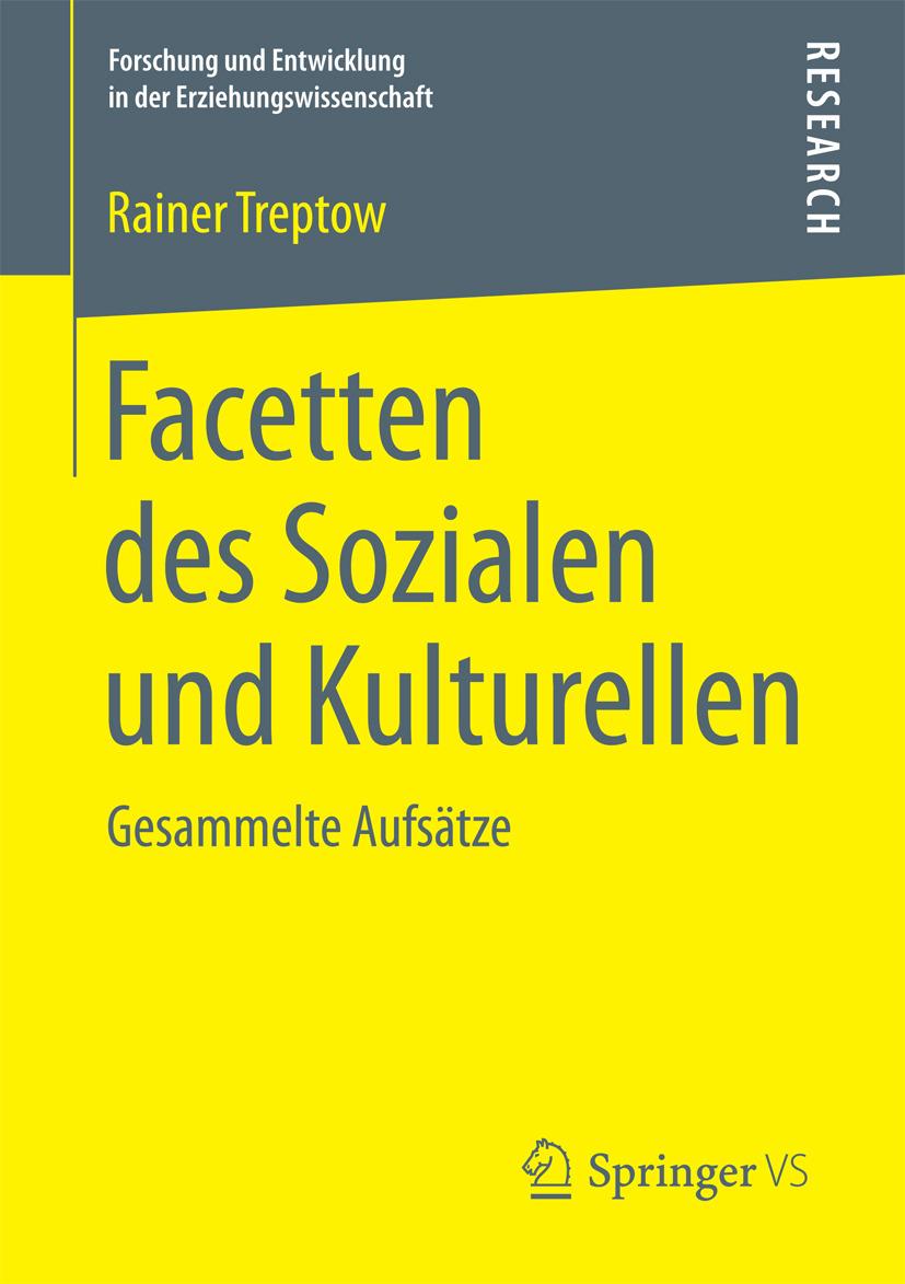 Treptow, Rainer - Facetten des Sozialen und Kulturellen, e-bok