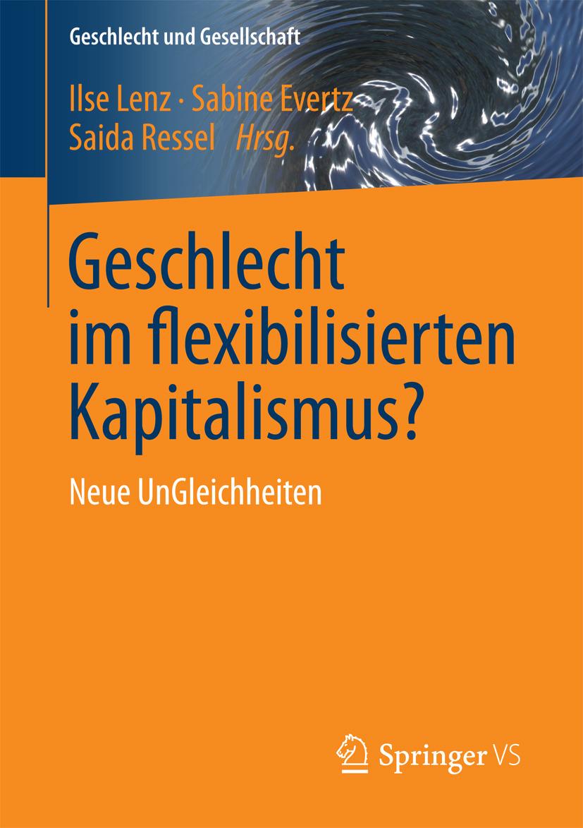 Evertz, Sabine - Geschlecht im flexibilisierten Kapitalismus?, ebook