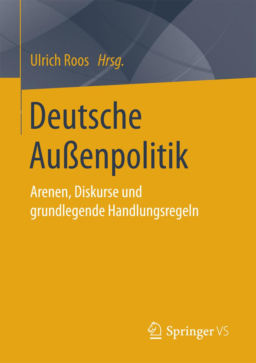 Roos, Ulrich - Deutsche Außenpolitik, ebook