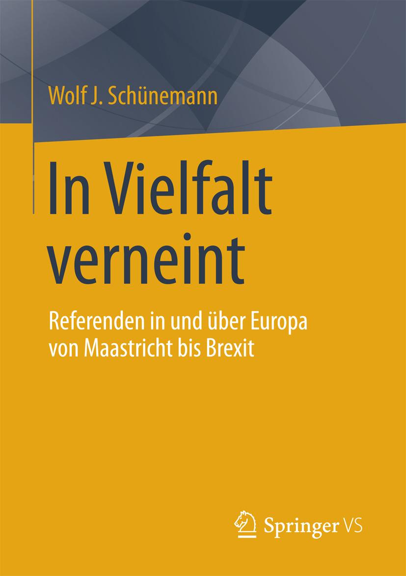 Schünemann, Wolf J. - In Vielfalt verneint, ebook