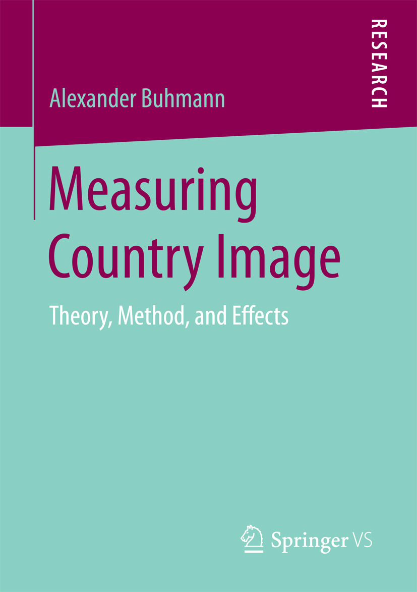 Buhmann, Alexander - Measuring Country Image, ebook