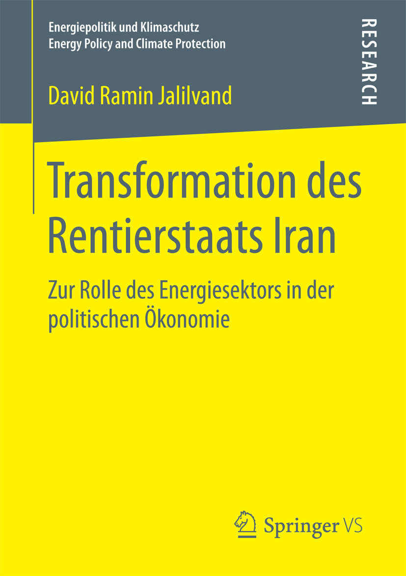 Jalilvand, David Ramin - Transformation des Rentierstaats Iran, ebook