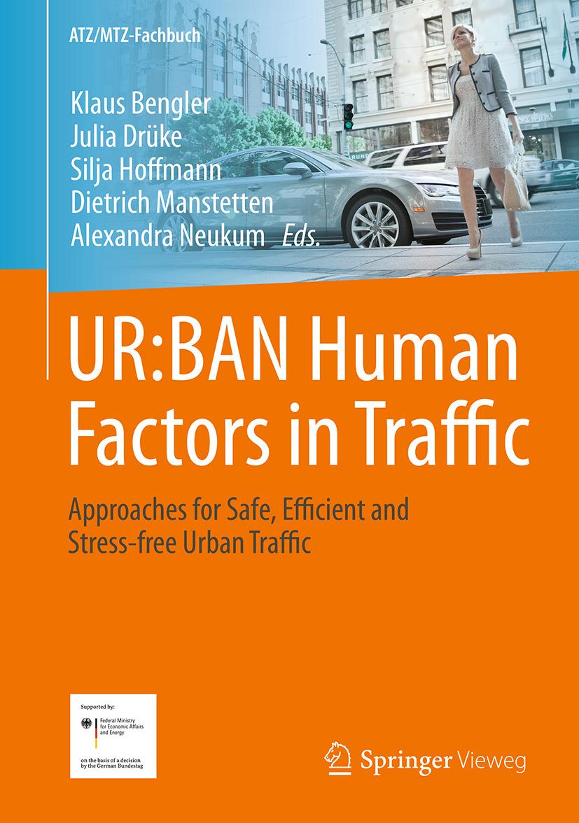 Bengler, Klaus - UR:BAN Human Factors in Traffic, ebook