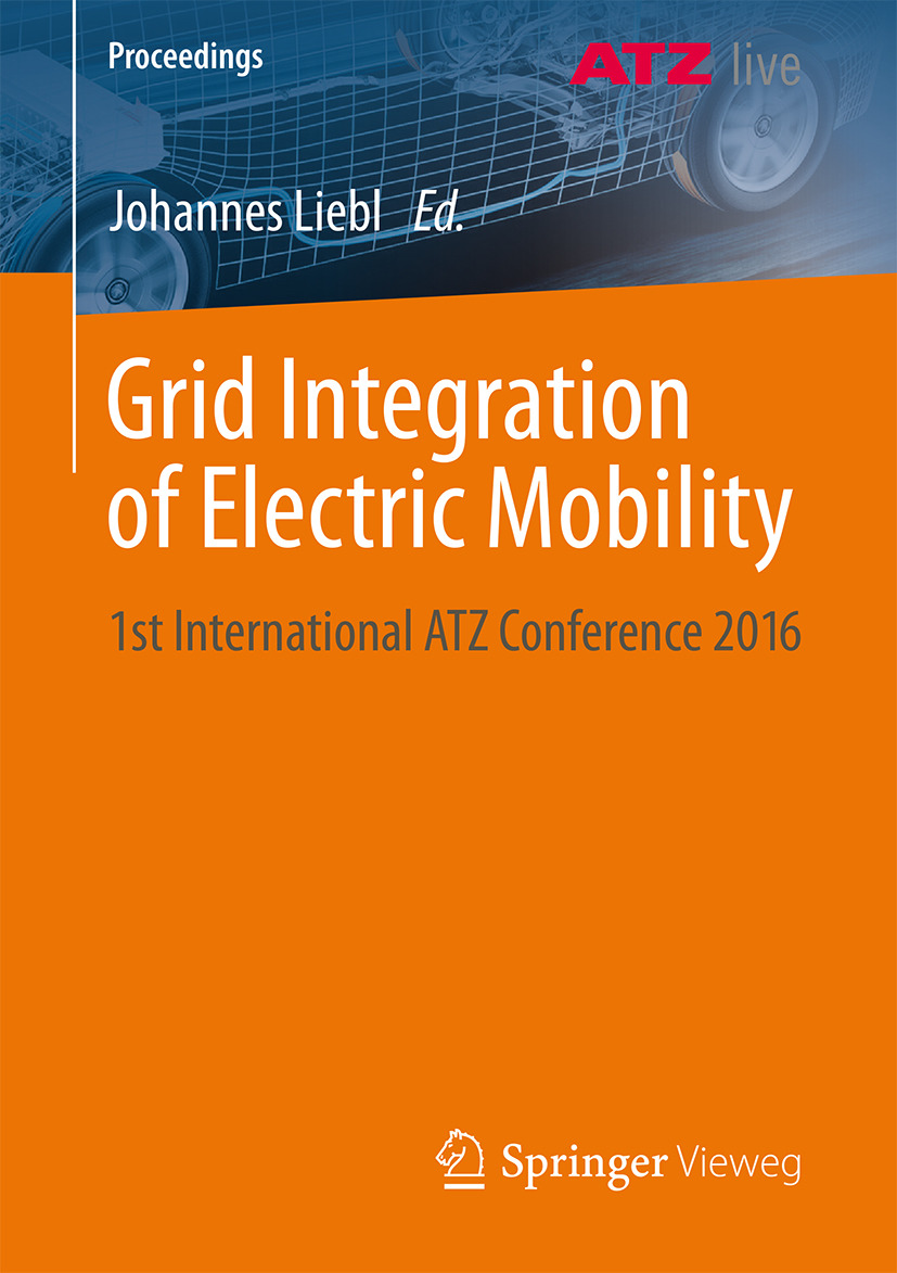 Liebl, Johannes - Grid Integration of Electric Mobility, ebook