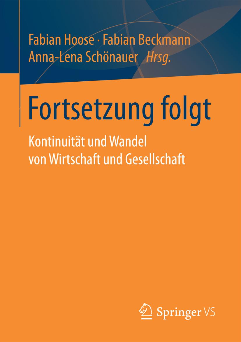 Beckmann, Fabian - Fortsetzung folgt, ebook