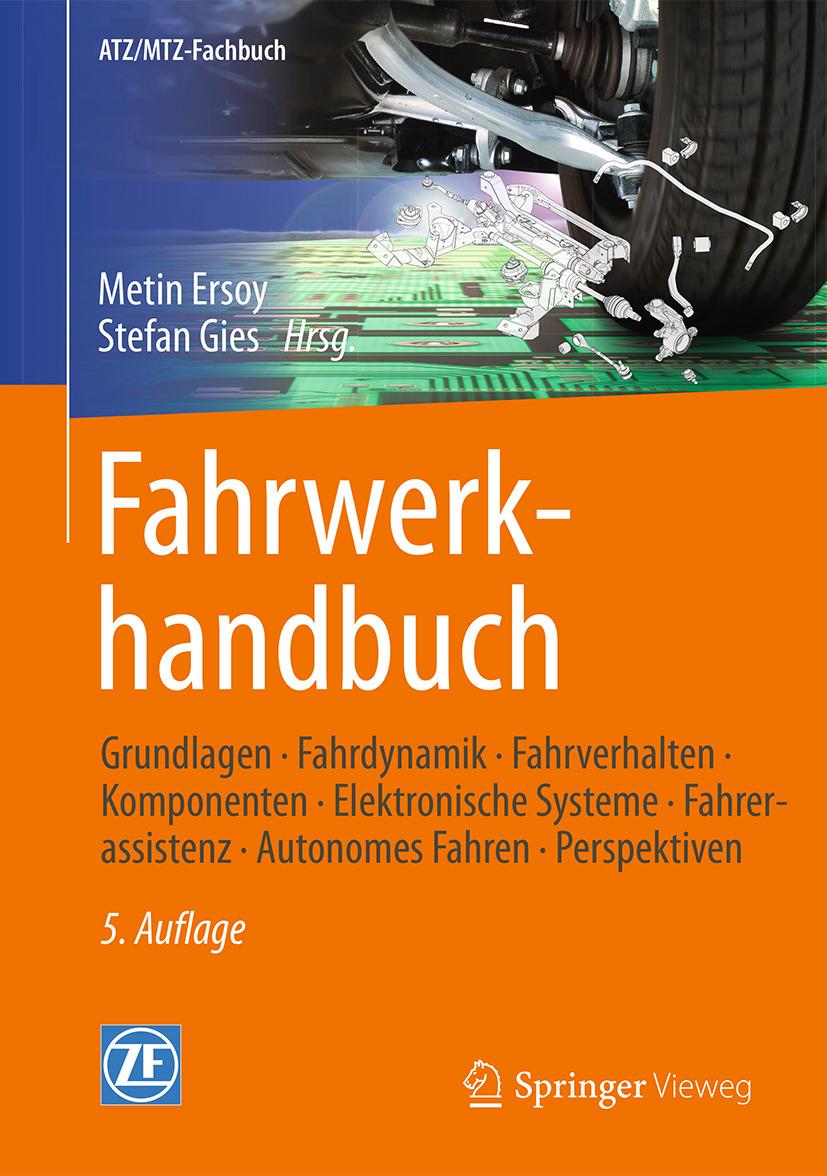 Ersoy, Metin - Fahrwerkhandbuch, ebook